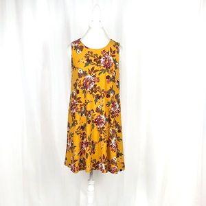 Allison Brittney Women's Sheath Dress Floral Print